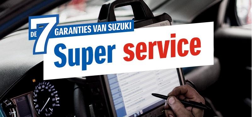 superservice suzuki fleming